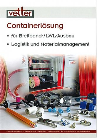 Flyer Containerlösung 1